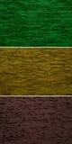 Colore verde dell'ufficio di Kombin 29A di struttura del tessuto di tessuto Fotografie Stock