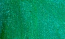 Colore verde su fondo fotografia stock