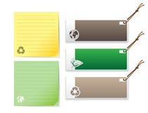 Colorear-papeles Foto de archivo libre de regalías