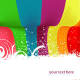 Colored Abstract background Stock Photos