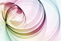 Colored abstract background Stock Photography