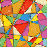 Colored abstract background. Colored grunge background vector design Stock Photo