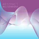 Colored abstract background Royalty Free Stock Photo