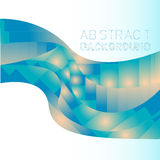 Colored abstract background Stock Image