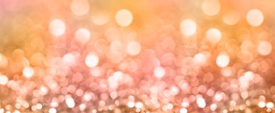 Colored abstract blurred light glitter background layout design stock photo