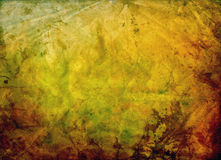 Colored abstract grunge background Royalty Free Stock Photos