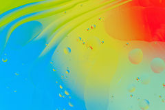 Colored abstract image. Royalty Free Stock Photo