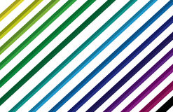 Colorful striped background Royalty Free Stock Images