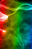 Colored abstract lines background Stock Photo