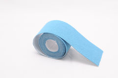 Colored adhesive cloth tape Stock Photography