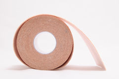 Colored adhesive cloth tape Stock Photos