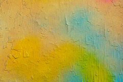 Colored background. Beautiful colored background of paints Royalty Free Stock Photos