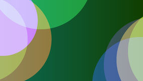 Colored background with circles. Raster. 1. Raster vector illustration