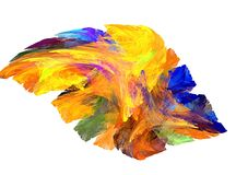 Colored background Royalty Free Stock Images