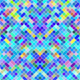 Colored background with rectangles. Raster. 3. Raster Stock Image