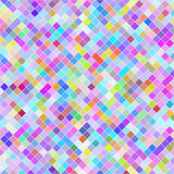 Colored background with rectangles. Raster. 2. Raster Stock Photo