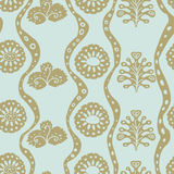 Colored background with a simple pattern. Vector colored background with a simple pattern for your design Stock Photo