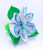 Colored barrette Royalty Free Stock Photo