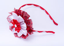 Colored barrette Royalty Free Stock Image