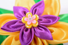 Colored barrette Stock Photo