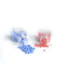 Colored bead Royalty Free Stock Image