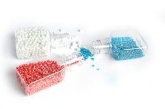Colored bead Stock Photo