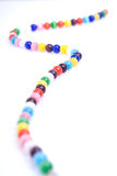 Colored bead Stock Photo