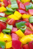 Colored Bell Pepper Royalty Free Stock Photo