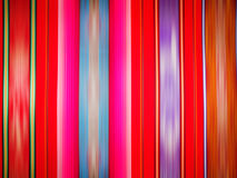 Colored, blurred matter stripes background. Abstraction of colored matter in stripes in red and blue tones. Background, texture Royalty Free Stock Photos