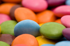 Colored bonbons Royalty Free Stock Photography