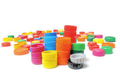 Free Colored Bottle Caps Stock Photos - 16604533