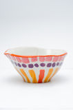 Colored Bowl Stock Photography