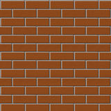 COLORED BRICK WALL TEXTURE. Texture of old brick wall. Some grades of a brick vector illustration