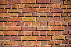 Colored Bricks Stock Photo