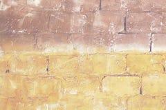 Colored bricks texture Stock Photo