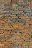 Colored brickwork background Royalty Free Stock Images