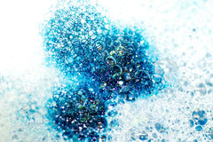 Colored Bubbles Stock Photography
