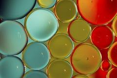 Colored bubbles Stock Photo