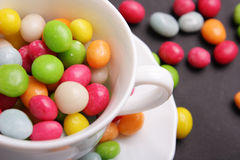 Colored candy Royalty Free Stock Photo