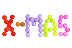 Colored Candy Royalty Free Stock Photos