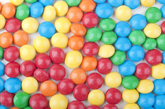 Colored candy Stock Photo