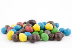 Colored  candy Royalty Free Stock Photography