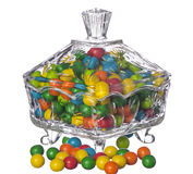 Colored candy Stock Photos