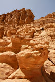 Colored Canyon, Sinai Stock Photos