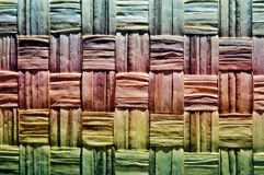 Colored checkers texture Stock Images
