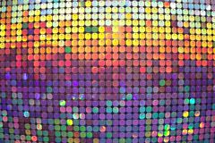 The colored circles. Free space. Convex art background. Convex multi-colored background stock photography