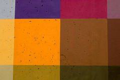 Colored concrete wall, Stock Photo