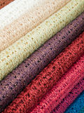 Colored cotton lining layer Stock Photography
