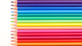 Colored crayon Royalty Free Stock Photo