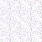 Colored 3D purple diagonal Marrakech Stock Photography